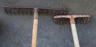 Ako využiť staré hrable | Kreatívne nápady do domácnosti a záhrady