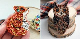 Handmade prívesky a brošne z polymérovej hmoty s motívom zvierat