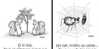 Phil Jones The New Yorker odmietol jeho ilustrácie, tak ich zverejnil a ľudia ich milujú!