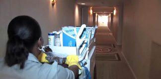 Načaté hotelové mydlá a šampóny recyklujú pre ľudí, ktorí to potrebujú