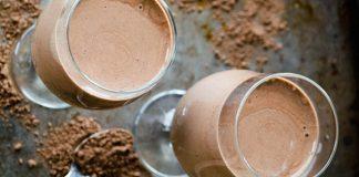 Čokoládové smoothie plné zdravie bez zbytočných výčitiek | RAW recepty
