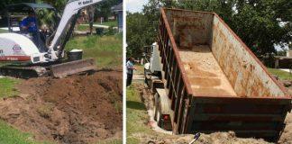 Bazén zo zberného kontajnera | Nápad ako premeniť kontajner na odpad
