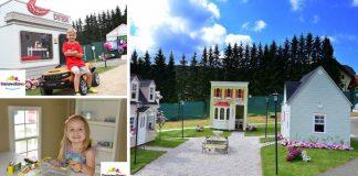 Na svete je len jedno mestečko, kde vládnu deti - volá sa Donovalkovo a nájdete ho v srdci Slovenska!