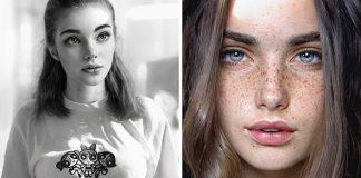 Digitálne portréty žien | Irakli Nadar a jeho neuveriteľne realistické maľby