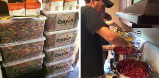 Recyklácia voskoviek | Ocino zbiera zvyšky voskoviek a recykluje ich