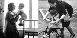 Ken Heyman našiel 50-ročné fotografie materstva z rôznych krajín sveta