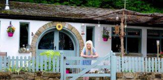 Mladá dizajnérka vytvorila nádherný a útulný domov z garáže rodičov