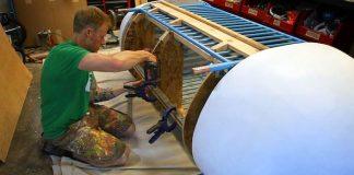 Detská postieľka v tvare ponorky | Kreatívny DIY nápad a návod
