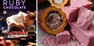 Rubínová čokoláda | Nový druh čokolády po viac ako 80-tich rokoch