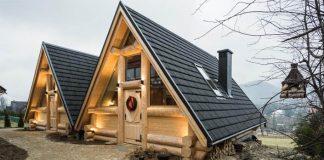 Rozprávkové chatky Domki Karpielówka | Kościelisko, Poľsko