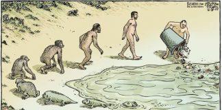 Evolúcia ľudstva | 15 satirických ilustrácií na zamyslenie!