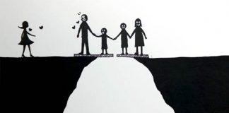 Ilustrácia o rozpade rodiny. Takto prežívajú deti negatívny dopad rozvodu!