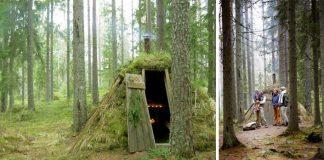 Švédsky hotel Kolarbyn Eco-Lodge zbavuje ľudí moderných závislostí