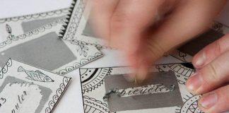 Stieracie žreby na domácu lotériu | Návod krok za krokom, ako ich vyrobiť