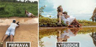 Fotograf Gilmar Silva odhaľuje zákulisie profesionálnych fotografií