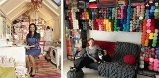 Izby handmade tvorcov, v ktorých sa venujú svojmu remeslu!