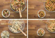 Cestovinový šalát štyrikrát inak   4 chutné recepty na cestovinové šaláty