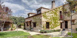 Dom v toskánskom štýle | Harmonický domov stvorený na oddych, Segovia