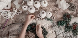 Koberce inšpirované prírodou očami umelkyne Vanessa Barragão