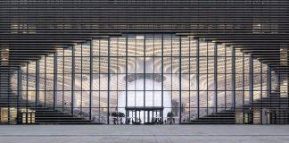 Tianjin Binhai Library od MVRDV | Najštýlovejšia knižnica na svete