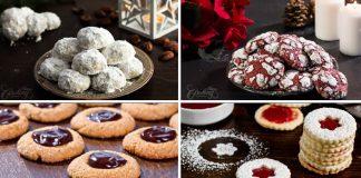Vianočné pečivo | Vianočné recepty na 10 druhov drobného pečiva