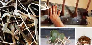 Kreatívne nápady ako využiť vešiaky inak | Praktické a originálne riešenia