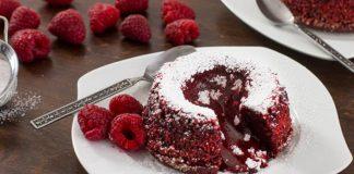 Zamatový lávový koláčik | Recept na elegantný dezert, ktorý si zamilujete!