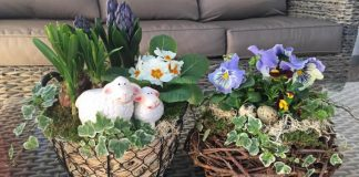 Jarné aranžmány, ktoré vkusne ozdobia váš domov | DIY nápad a návod