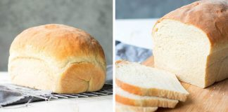 Domáci toastový chlieb | Jednoduchý recept na biely toastový chlebík