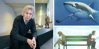 Provokatívne ilustrácie, ktoré kritizujú našu spoločnosť | Gerhard Haderer