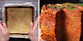 Recept na 100-vrstvové lasagne. Takto ste ich ešte nejedli!