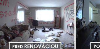 Hodinová renovácia bytu | Neuveriteľná premena za menej ako 1 hodinu!