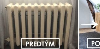 Kryty na radiátor | 20 kreatívnych nápadov na radiátorové kryty do interiéru