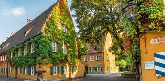 Fuggerei | Mesačný prenájom v tejto nemeckej dedinke stojí len 88 centov