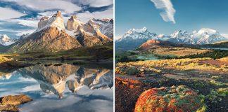 Majestátna príroda Patagónie objektívom fotografa Lukasa Furlana