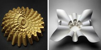 Origami podľa algoritmov od matematika Robby Kraft