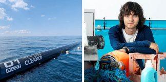 Boyan Slat dokazuje, že proti plastom v oceánoch sa dá bojovať!