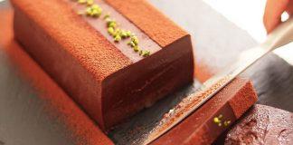 Čokoládové terrine | Recept na hodvábne jemný čokoládový dezert