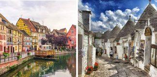 20 rozprávkových dediniek, ktoré skutočne môžete navštíviť #2