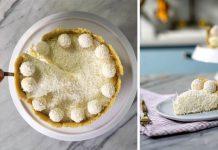 Raffaello cheesecake   Recept na nepečený kokosový dezert, ktorý si zamilujete!