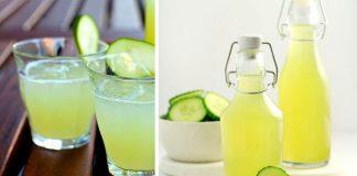 Uhorkový sirup | Recept na domáci osviežujúci sirup z uhoriek