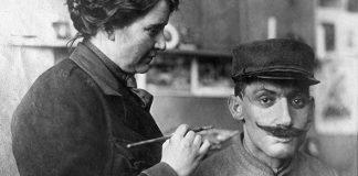 Masky na tvár pre mužov zranených počas 1. svetovej vojny | Anna Coleman