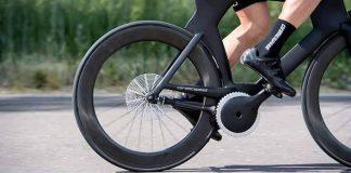 Bicykel bez reťaze umožňuje efektívnejšie pedálovanie | CeramicSpeed