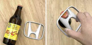 Taku Oomura premieňa logá známych značiek na praktické predmety do domácnosti