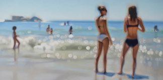 Hyperrealistické olejomaľby ukazujú, ako vidia svet krátkozrakí ľudia | Philip Barlow