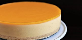 Nepečený mangový cheesecake | Recept na osviežujúci chutný letný dezert