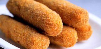 Kuracie prsty so syrom a bylinkami | Recept na predjedlo pre návštevy