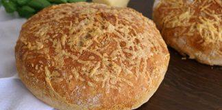 Syrový chlieb bez hnetenia pripravíte v liatinovom hrnci | Recept