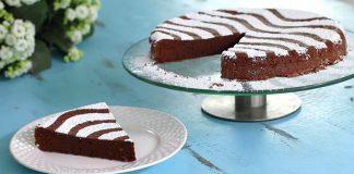 Francúzsky čokoládový koláč | Recept na Gâteau Moelleux au Chocolat