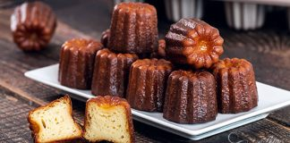 Canelés de Bordeaux - jednoduchý francúzsky dezert | Recept